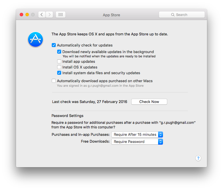 Apple Security Update mistakenly disables Ethernet ports