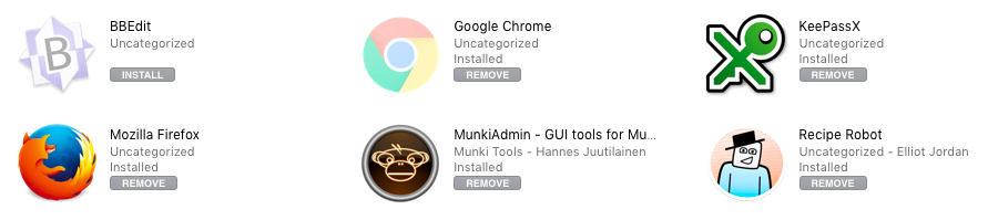 Jamf Pro uninstaller policies with a little help from Munki